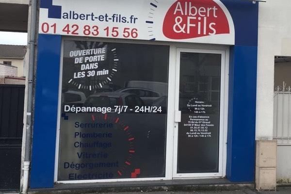 Albert et Fils Creteil 94000