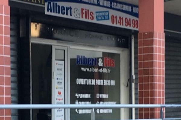 Albert et Fils Creteil rue salengro 9400