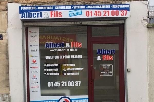 Albert-et-Fils-Ivry-sur-Seine-94200
